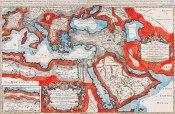 Asya, Avrupa ve Afrika'da Osmanlı İmparatorluğu, 1718