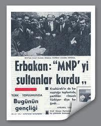 22. MNP'nin kuruluş haber